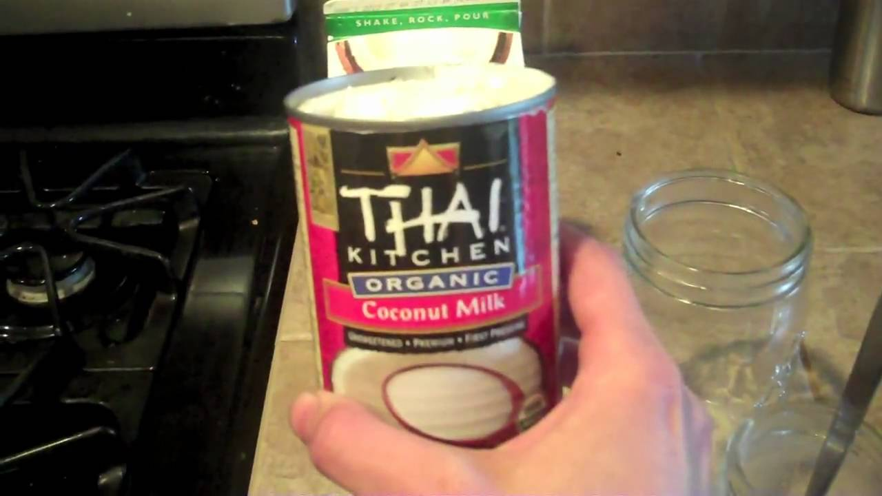 How to Make Coconut Kefir - Part 1