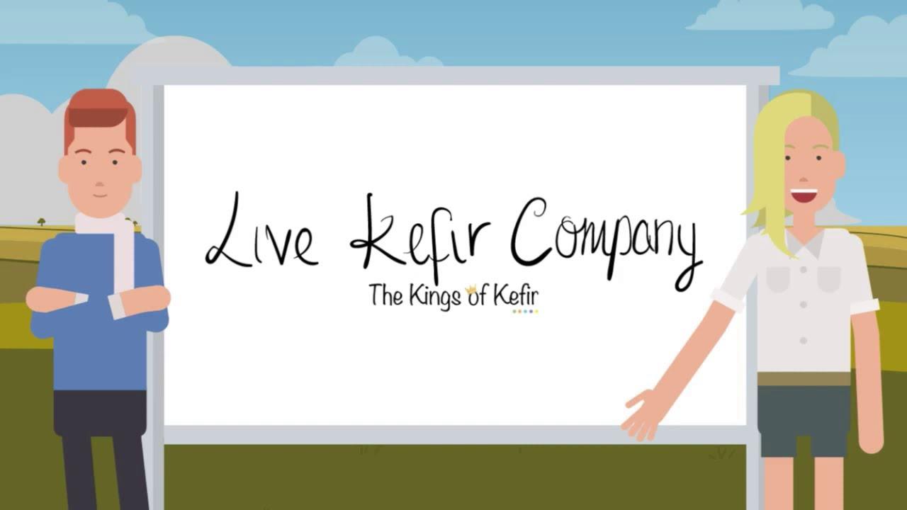 Kefir Grains | Buy Kefir | Live Kefir Company