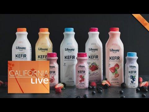 Lifeway Kefir Makes a Difference (Sponsored) | California Live | NBCLA